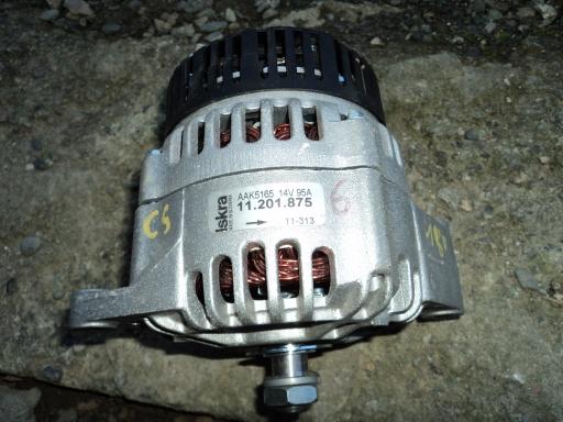 Alternateur 95 amp