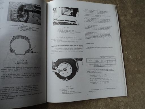 manuel entretien tracteur IH 383