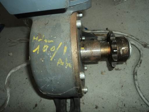 moto reducteur