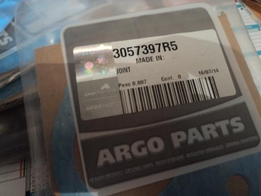 joint papier pompe hydraulique