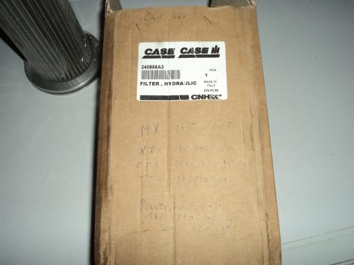 Crepine aspiration tracteur CASE IH/MAC CORMICK