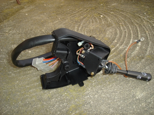 Interrupteur clignoteur tracteur MAXXUM