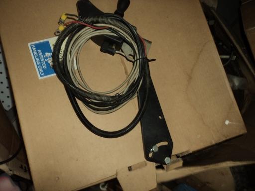 commande electrohydraulique pour chargeur STOLL