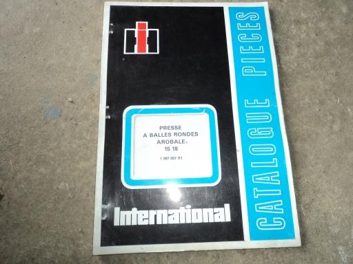 manuel pieces AROBALE 15 18