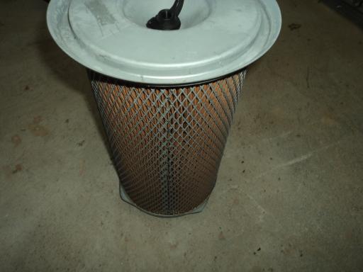 filtre a air JXU