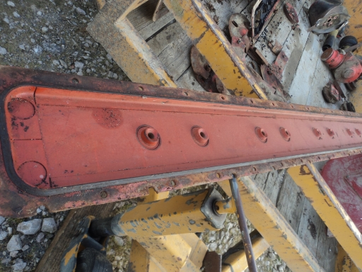 carterS faucheuse KUHN GMD 600
