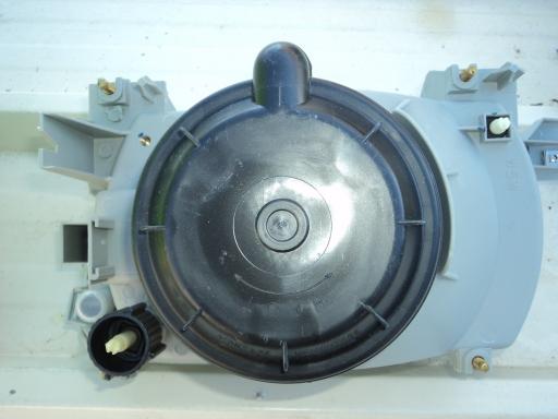 optique phare avant droit R19