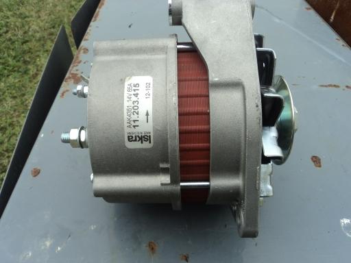 alternateur 65 amp ISKRA