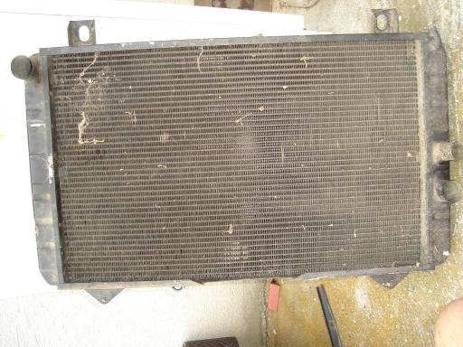 Radiateur BEDFORD CF 280 diesel