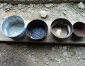Differents bouchons moyeu de roue remorque