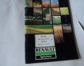manuel entretien RENAULT 70.32 / 70.34