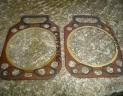 2 joints de culasse