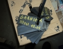 25 couteaux faucheuse  GARNIER