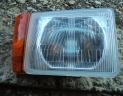 Optique de phare gauche neuf pour FIAT PANDA