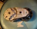 Tendeur automatique courroie tracteur CASE IH MX