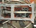 pieces boite RENAULT 110-120/14