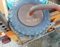roue pirouette