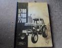 manuel entretien tracteur FORD