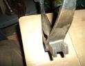 Fourchette inverseur tracteur RENAULT