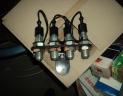 bloc 4 valves femelles chargeur