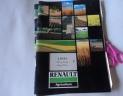 manuel entretien RENAULT 110.54
